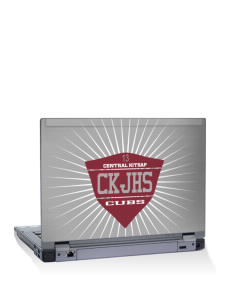 "Central Kitsap Junior High School Cubs 15"" Laptop Skin"