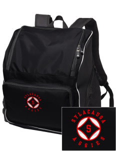 Sylacauga High School Aggies Embroidered Holloway Backpack