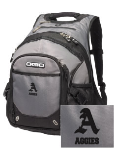 Sylacauga High School Aggies Embroidered OGIO Fugitive Backpack