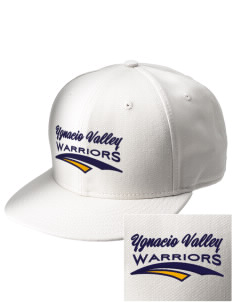 Ygnacio Valley High School Warriors  Embroidered New Era Flat Bill Snapback Cap