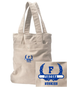 Fortuna Union High School Huskies Embroidered Alternative The Berkeley Tote