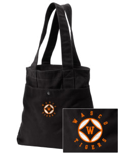Wasco High School Tigers Embroidered Alternative The Berkeley Tote