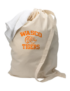 Wasco High School Tigers Laundry Bag