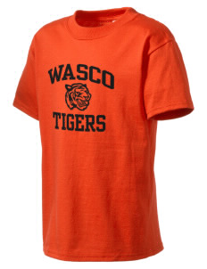 Wasco High School Tigers Kid's Essential T-Shirt