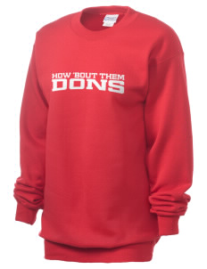 Verdugo Hills High School Dons Unisex 7.8 oz Lightweight Crewneck Sweatshirt