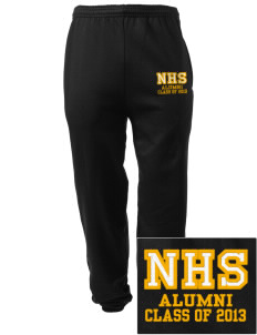 Novato High School Hornets Embroidered Men's Sweatpants with Pockets