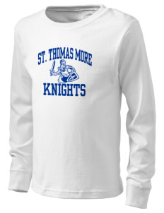 Saint Thomas More School Knights  Kid's Long Sleeve T-Shirt