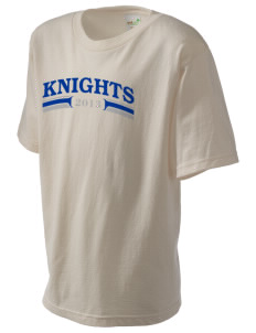 Saint Thomas More School Knights Kid's Organic T-Shirt