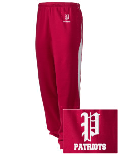 John Ehret High School Patriots Embroidered Holloway Men's Pivot Warm Up Pants