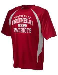 North Cumberland Elementary School Patriots Champion Men's Double Dry Elevation T-Shirt