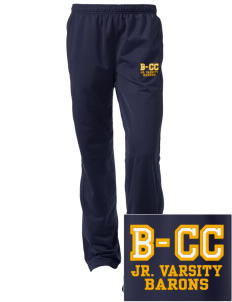Bethesda-Chevy Chase High School Barons Embroidered Women's Tricot Track Pants