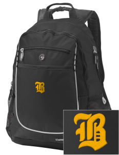 Bethesda-Chevy Chase High School Barons Embroidered OGIO Carbon Backpack