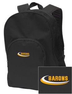 Bethesda-Chevy Chase High School Barons Embroidered Value Backpack