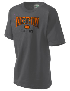 Hackettstown High School Tigers Kid's Organic T-Shirt