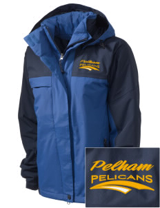 Pelham Pelicans  Embroidered Women's Nootka Jacket