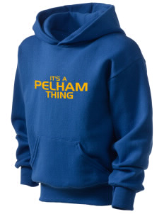 Pelham Pelicans Kid's Hooded Sweatshirt