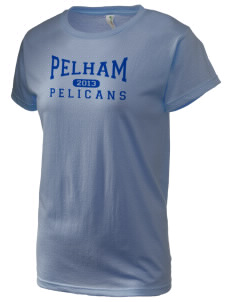 Pelham Pelicans Women's Organic Cotton T-Shirt