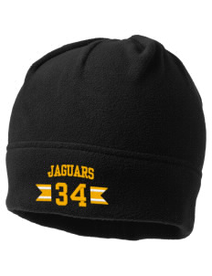 Farmville Central High School Jaguars Embroidered Fleece Beanie