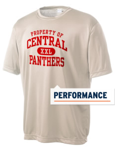 Central High School Panthers Men's Competitor Performance T-Shirt