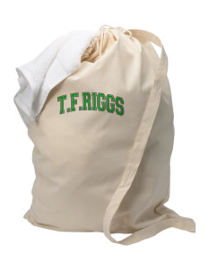 T.F. Riggs High School Governors Laundry Bag