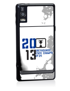 Pullman High School Greyhounds Motorola Droid 2 Skin