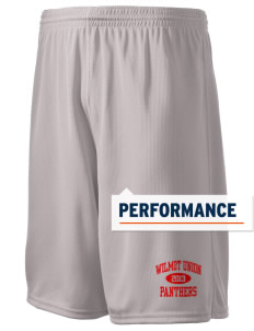 "Wilmot Union High School Panthers Holloway Men's Speed Shorts, 9"" Inseam"