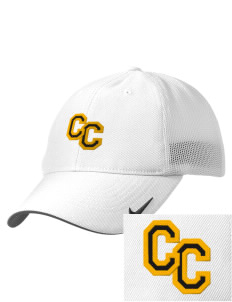 Clay County High School Tigers Embroidered Nike Golf Mesh Back Cap