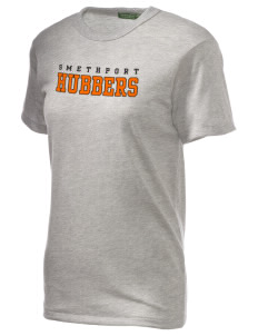 Smethport Area Elementary School Hubbers Alternative Unisex Eco Heather T-Shirt