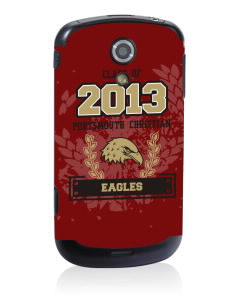 Portsmouth Christian Academy Eagles Samsung Epic D700 4G Skin