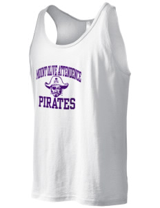 Mount Olive Attendence Center Pirates Men's Jersey Tank