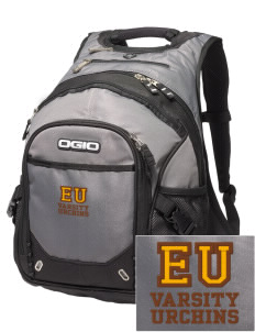 East Union Attendance Center Urchins Embroidered OGIO Fugitive Backpack
