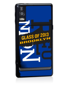 Brooklyn Elementary School Eagles Motorola Droid 2 Skin