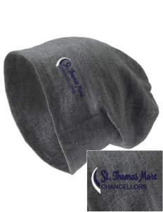 St. Thomas More School Chancellors Embroidered Slouch Beanie