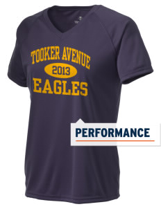 Tooker Avenue Elementary School Eagles Holloway Women's Zoom Performance T-Shirt