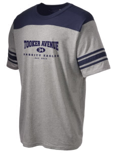 Tooker Avenue Elementary School Eagles Holloway Men's Champ T-Shirt