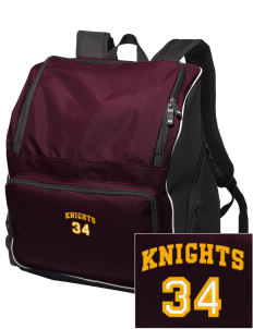 Naches Valley Middle School Knights Embroidered Holloway Duffel Bag