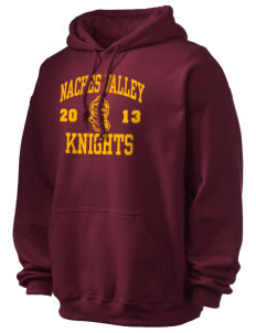 Naches Valley Middle School Knights Ultra Blend 50/50 Hooded Sweatshirt