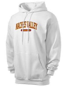 Naches Valley Middle School Knights Men's 7.8 oz Lightweight Hooded Sweatshirt