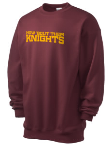 Naches Valley Middle School Knights Men's 7.8 oz Lightweight Crewneck Sweatshirt
