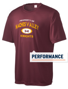 Naches Valley Middle School Knights Men's Competitor Performance T-Shirt