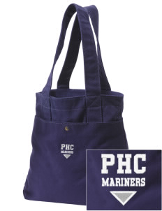Pacific Harbor Christian School Mariners Embroidered Alternative The Berkeley Tote