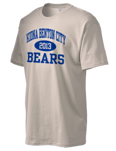 Kiona Benton City High School Bears Men's Essential T-Shirt