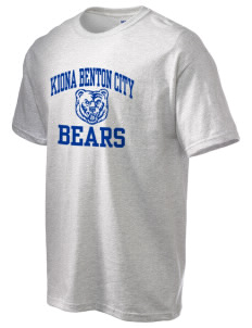 Kiona Benton City High School Bears Ultra Cotton T-Shirt