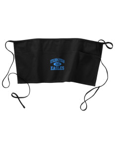 Bethlehem Lutheran School Eagles Waist Apron with Pockets