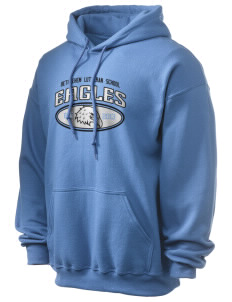 Bethlehem Lutheran School Eagles Ultra Blend 50/50 Hooded Sweatshirt
