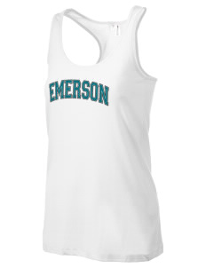 Emerson Elementary School Eagles Women's Racerback Tank