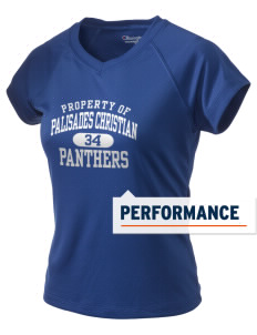 Spokane Junior Academy Panthers Champion Women's Wicking T-Shirt