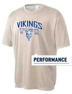 Mid Valley Learning Center Vikings Men's Competitor Performance T-Shirt
