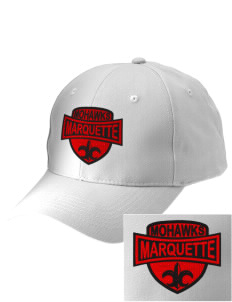 Marquette High School Mohawks Embroidered Low-Profile Cap