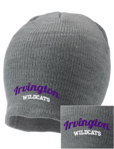Irvington Elementary School Wildcats Embroidered Knit Cap
